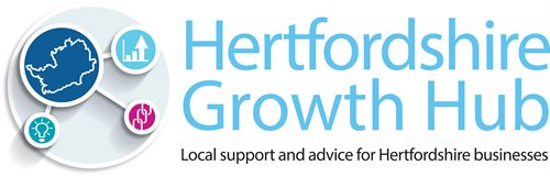 Hertfordshire Growth Hub logo RGB