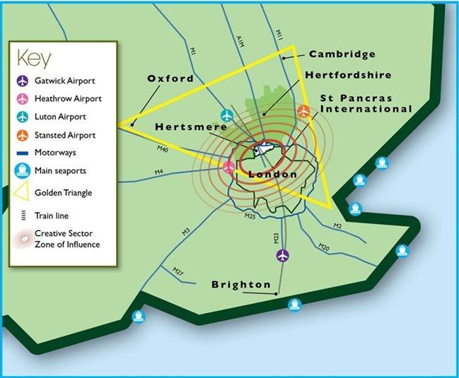 Hertsmere South East Context