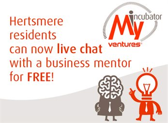 Live chat with a business mentor for free
