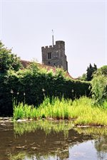 Image of Bushey church