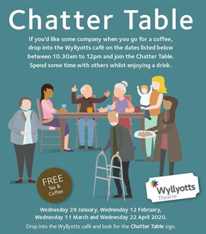 Chatter Table