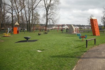 Ripon Park play area