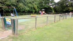 Parkfields Play Area August 2014