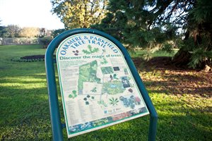 Oakmere Park sign