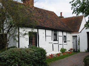Jasmine Cottage, Letchmore Heath, is in an area protected by an Article 4 Direction