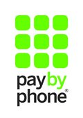 Pay by Phone stacked logo