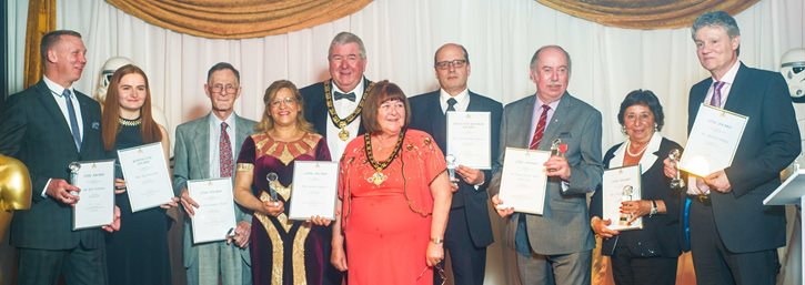 Nominate a Hertsmere hero today!