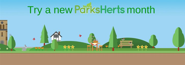 Try a new park during July!