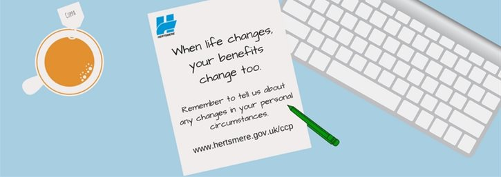 When life changes, your benefits change too